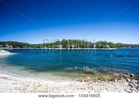 Lake Arrowhead Shoreline