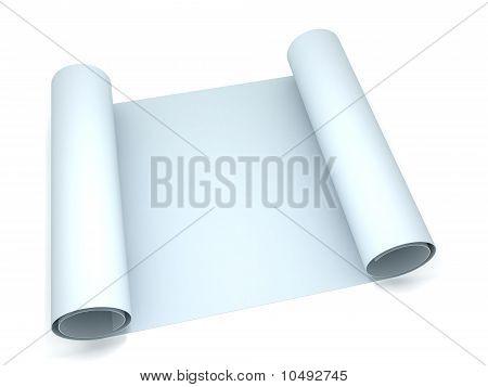 Blueprint roll