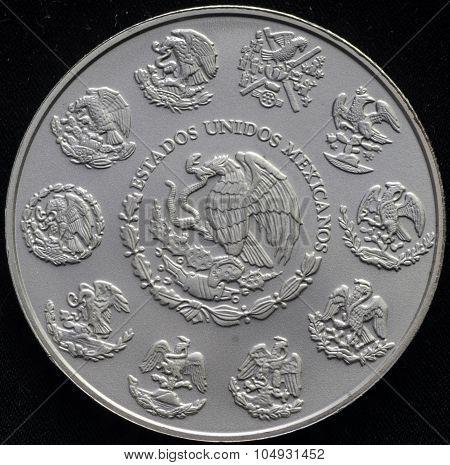 Mexican Libertad Silver Coin 1 Ounce