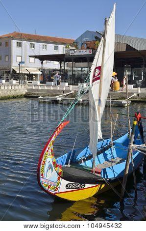 Traditional Boat Aveiro