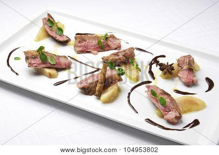 Roast Pork Dish