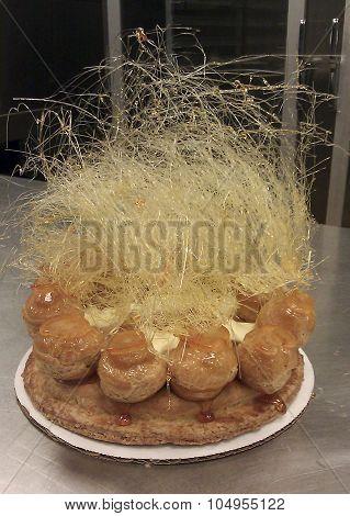 Gateau St. Honore Dessert
