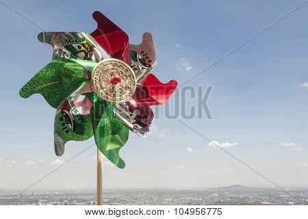 Mexican Rehilete