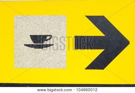 Yellow Signboard Bar