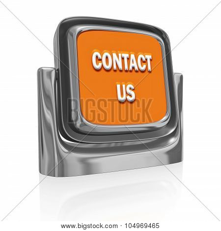 Contact Us Button Icon