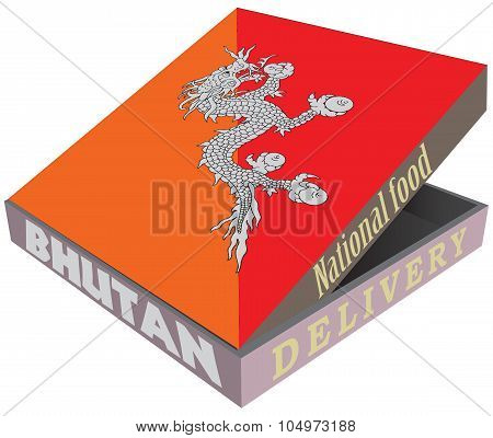National Food Bhutan