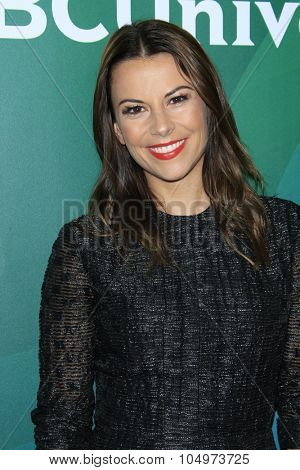 LOS ANGELES - AUG 12:  Juliet Angus at the NBCUniversal 2015 TCA Summer Press Tour at the Beverly Hilton Hotel on August 12, 2015 in Beverly Hills, CA