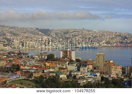 Valparaiso Harbor 0662