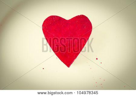 Beet Heart