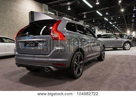 Volvo Xc 60 On Display.