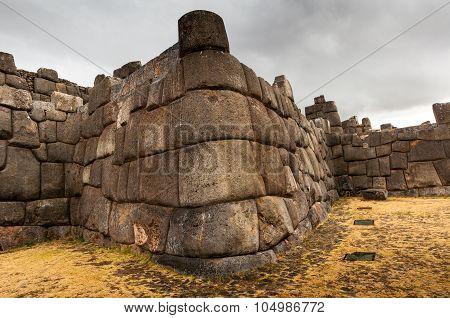 Cusco City And Around In Peru
