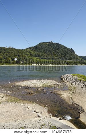 Koenigswinter - The River Rhine