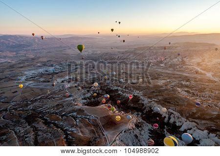 Balloon Of Turkey