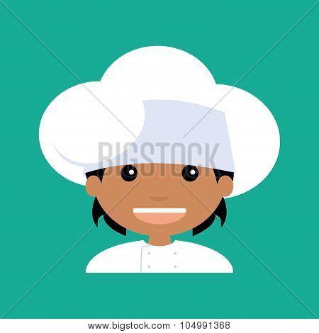Cute chef