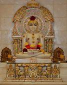 picture of jainism  - magistic prathima of adinath bhawan - JPG