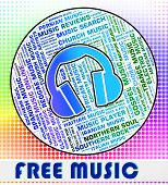 Free Music Shows With Our Compliments And Freebie poster