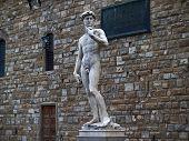 The Scalpture Of David