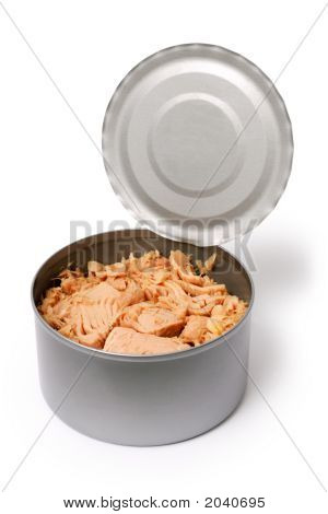 Open Can Of Tuna