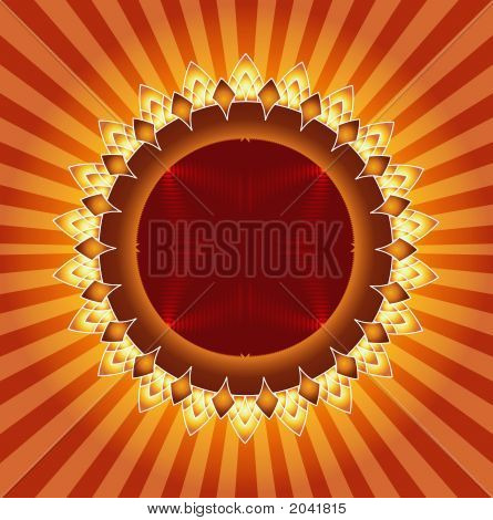 Abstract Shape Background
