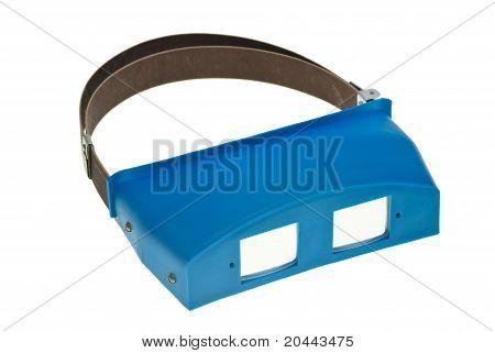 Headband Binocular Dental Loupe