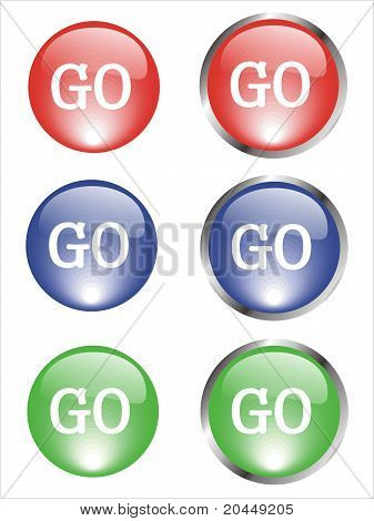 Go buttons