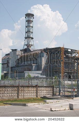 Energia atômica de Chernobyl