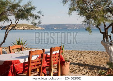 Taverna at the Beach