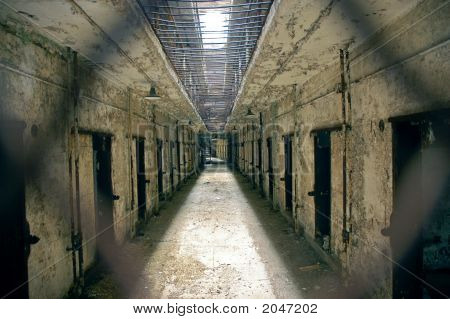 Eatern State Penitentiary, Philly, Pa