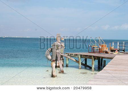 Dock Seaside
