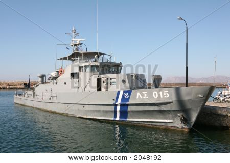 Greek Coastguard Vessel
