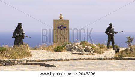 Preveli War Memorial