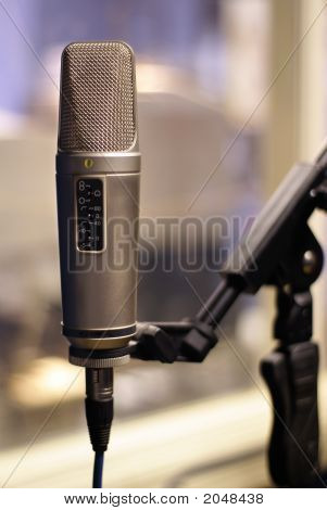 Microphone In Backlights