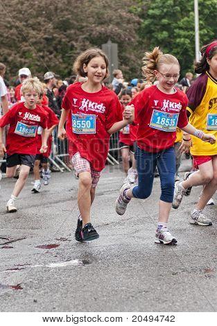 2011 Y Ottawa Marathon