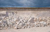Faxe Limestone Quarry poster