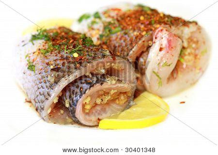 Seasoning Whitefish