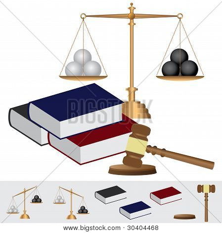 Object About Court Theme.