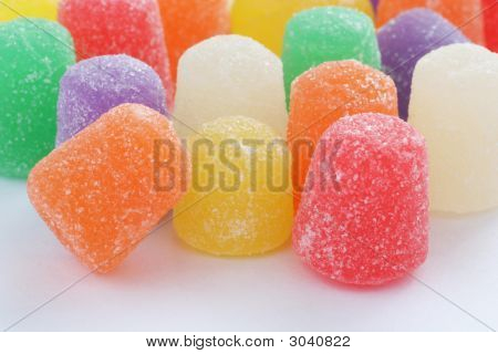 Group Of Gumdrops