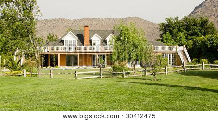 A Beautiful Country House