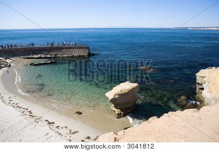 La Jolla Cliffs Seal Beach
