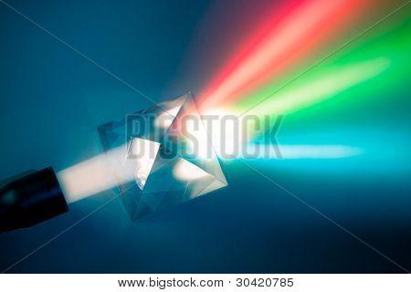 natural light dispersion