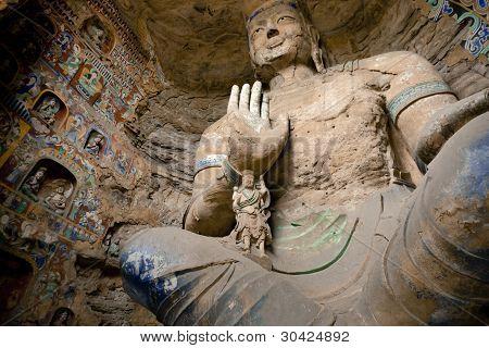 Buddha grottoes