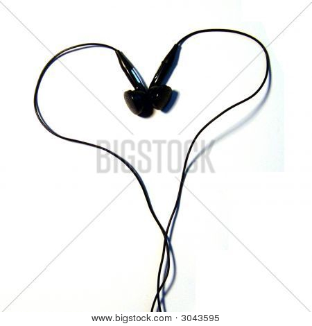 Heart Earphones