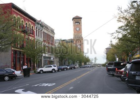 Downtown Tacoma Main Street