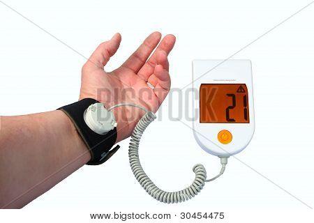 Ultrasonic Bone Stimulator
