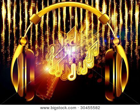 Sonido en los auriculares