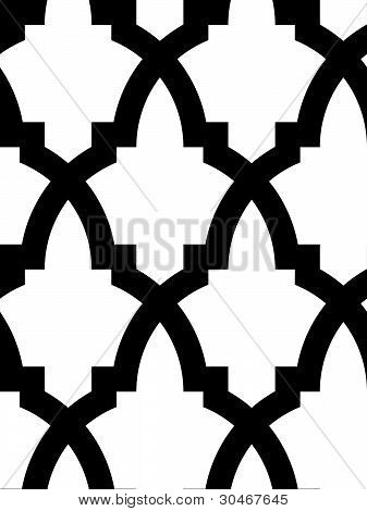 Seamless arab pattern