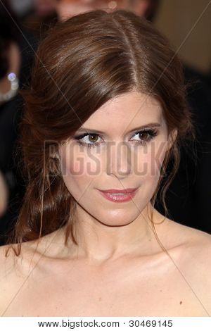LOS ANGELES - FEB 26:  Kate Mara arrives at the 84th Academy Awards at the Hollywood & Highland Center on February 26, 2012 in Los Angeles, CA.