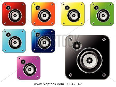 Square Speakers