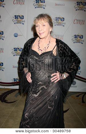 LOS ANGELES - FEB 26:  Stella Stevens arrives at the