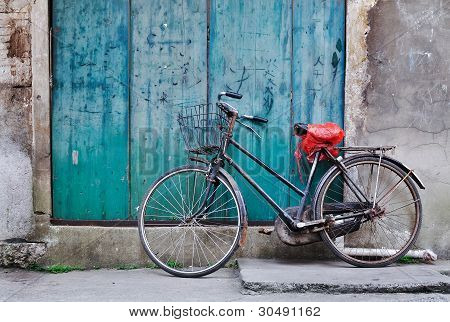 Old Chinese Bicycle